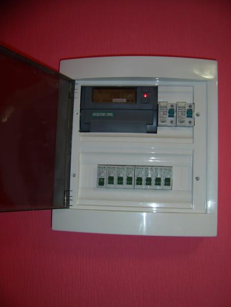 Сборка и установка электрощита