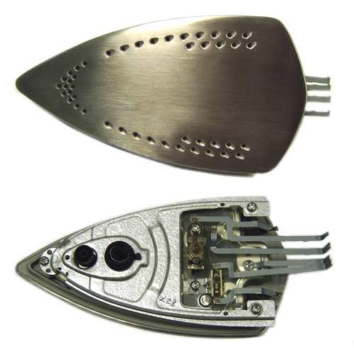 Подошва(нагревательный элемент) утюга Rowenta Ref:DZ5020 - Галерея - Утюги ELEMENT - Персональный сайт